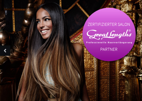 Great Lengths Zertifizierter Salon